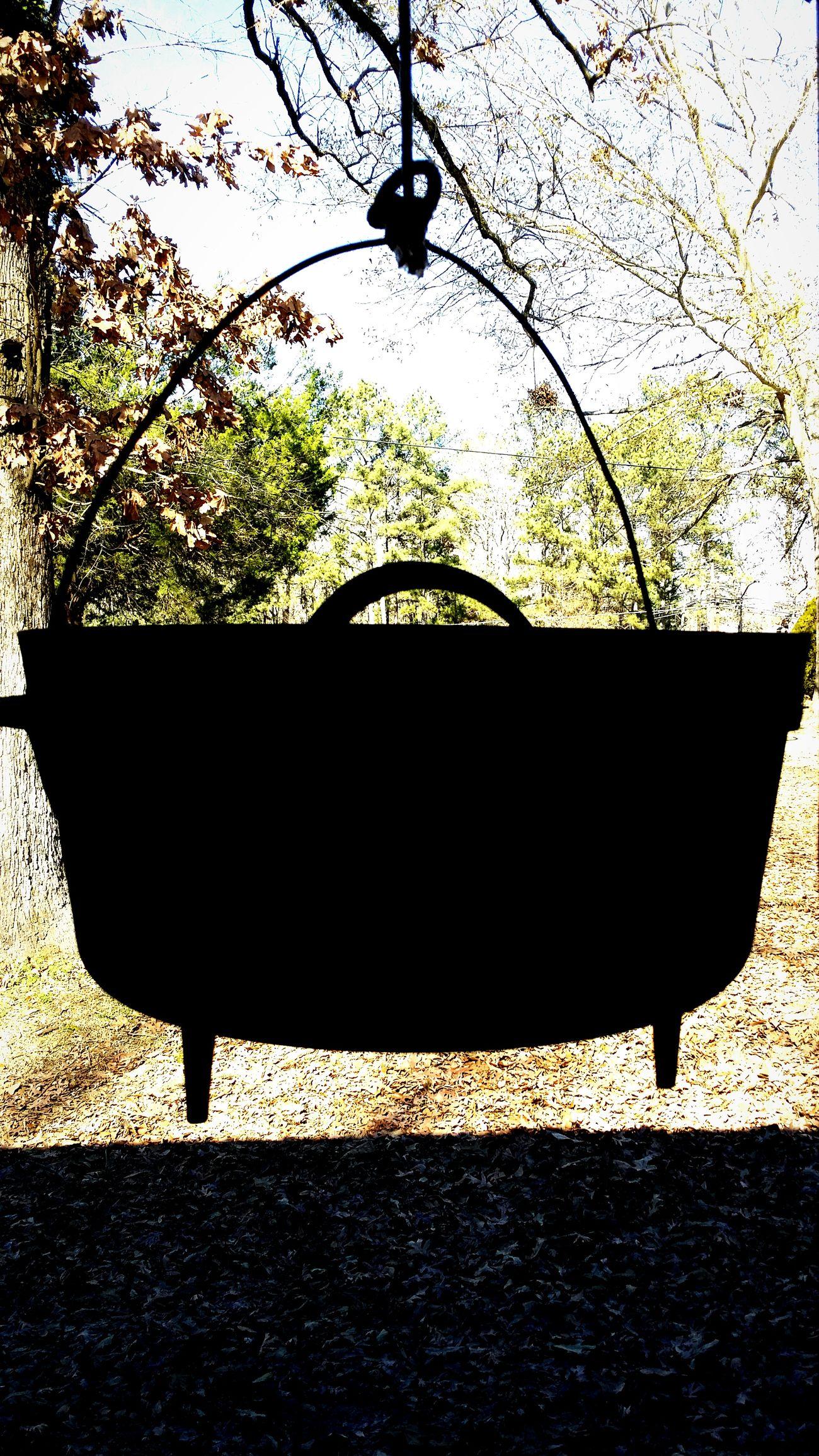 Axantiques Antiques Vintage Rustic Cauldron