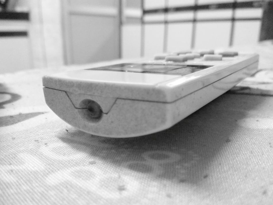 Indoors  Day Close-up No People Remote Control AC Remote Control Boo Macro Photography Best  Pic Of The Day Blackandwhite Indoors
