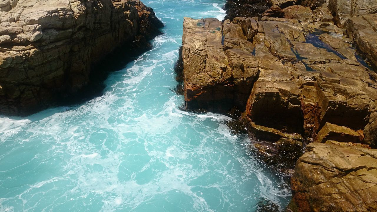 🌊 Sea🌴🌴 🌴Summer 🌴😎beach,Sun&fun💛 Paisajes únicos Relaxing Relax❤️ Paisajes Naturales. Beautiful Hermosa Vista Nature Natural Beauty Sea Water Nature Beach Scenics No People Outdoors Day Quintero