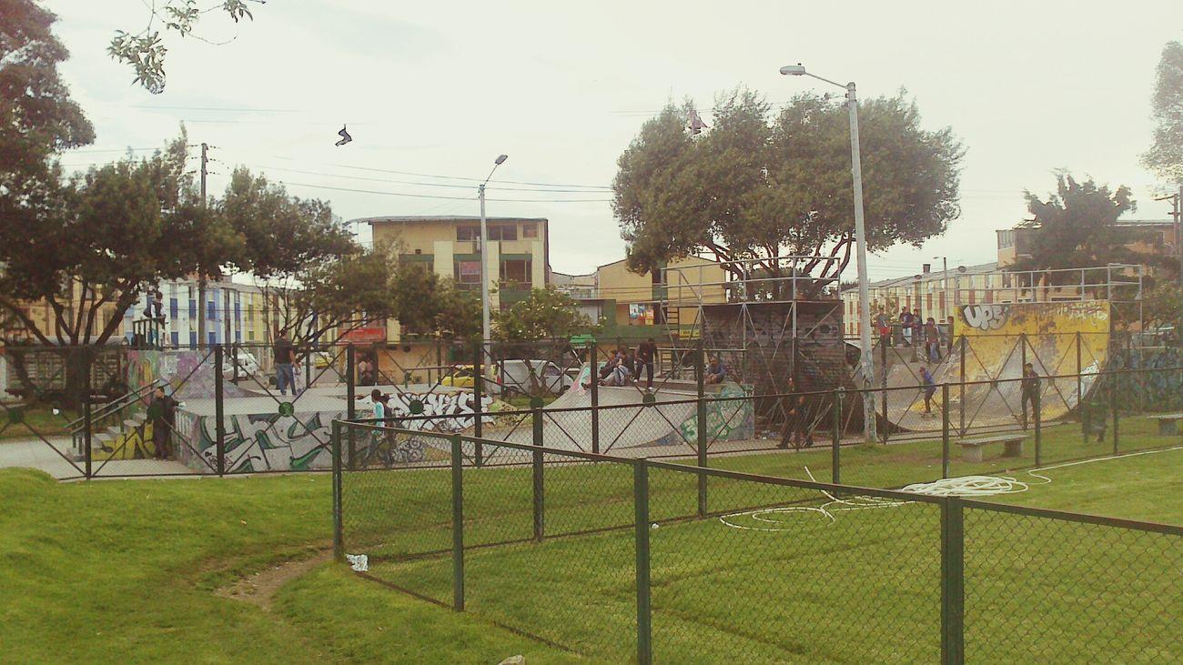 Elsegundohogar : el Skatepark. Villas de Granada Skate Park Skateboarding