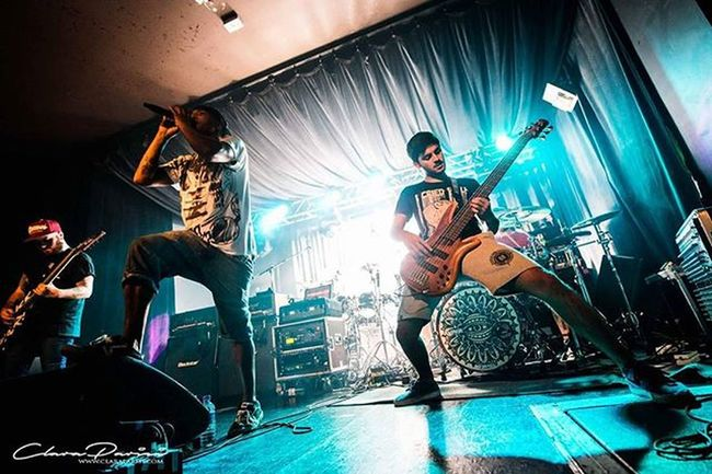 @hacktivistuk killed it last night in Birmingham! Lower Than Atlantis and Moose Blood are next up tonight! - Hacktivist Sikth O2academybirmingham Firstrowmagazine Claraparisiphotography Band Tour Musicphotography Show Lowerthanatlantis MooseBlood Birmingham