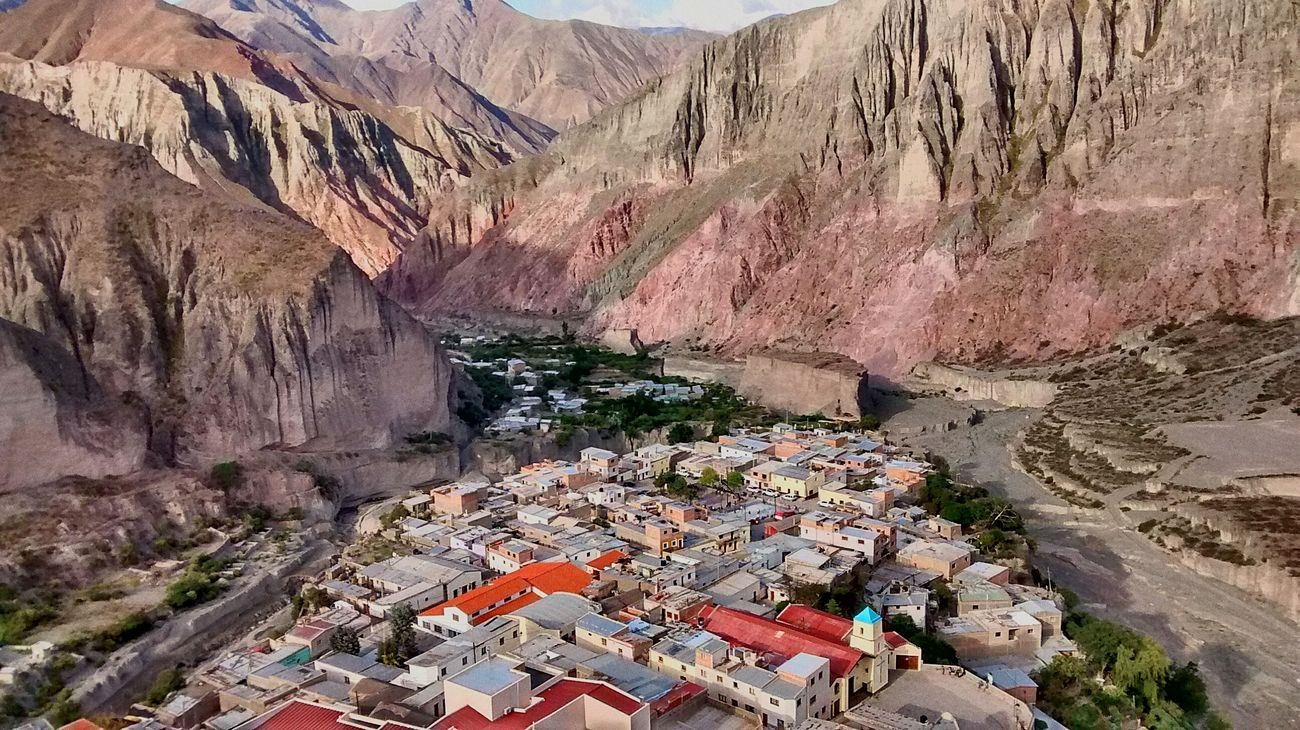Hello World Iruya Salta, Argentina Little Town In The Middle Of Nowhere