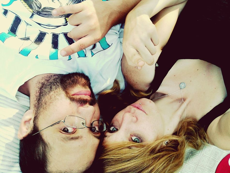 "My baby boy and i. We""ve beem together fkr"