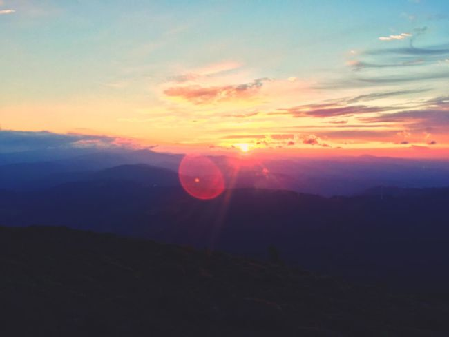 Sunset Top Of The World Love Nature❤ Early Morning Worthit Newdaynewchance