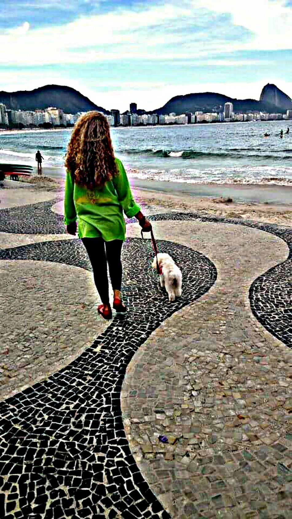 Minha copacabana ❤ Make It Yourself EyeEm Nature Lover Pepita <3 :3 Lov3