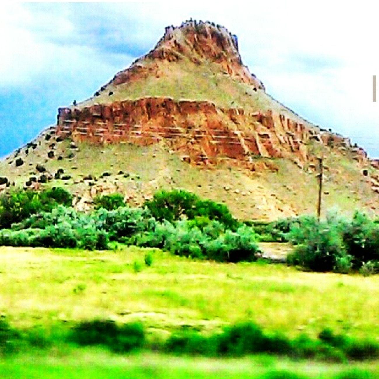 Volcanoes In farmington New Mexico Taking Photos