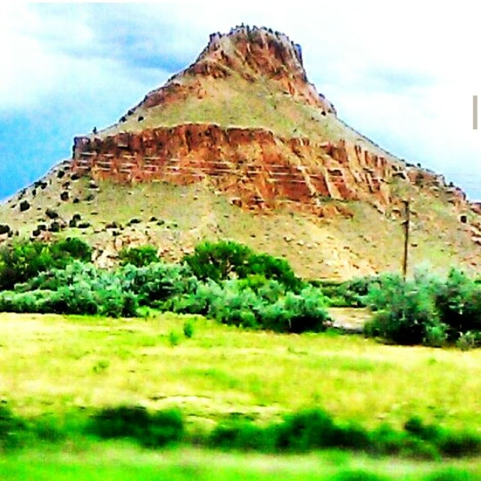 Volcanoes In farmington New Mexico Taking Photos