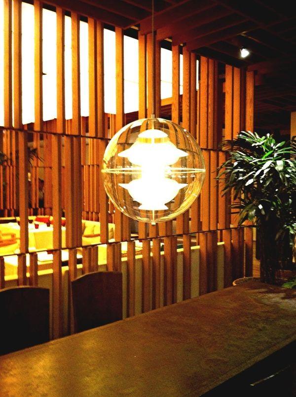 Lamp Decoration Restaurant