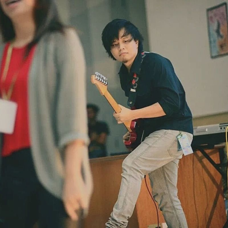 Music Music Yamaha Pacifica Battle Of The Bands Life Throwback That's Me