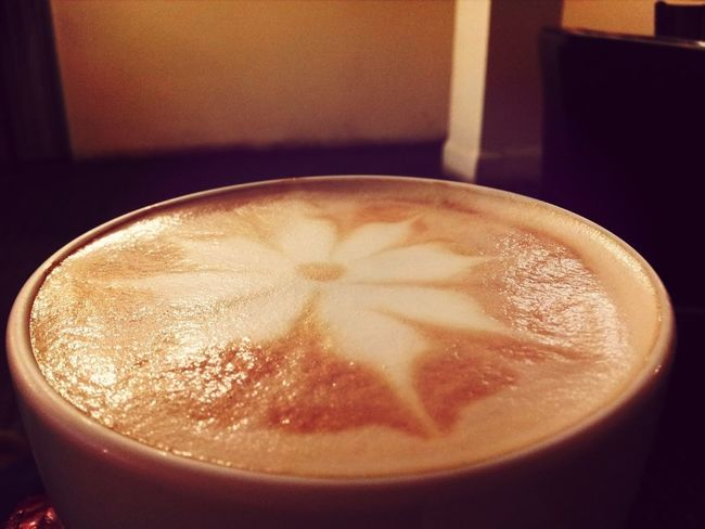 Coffee Wake Up.