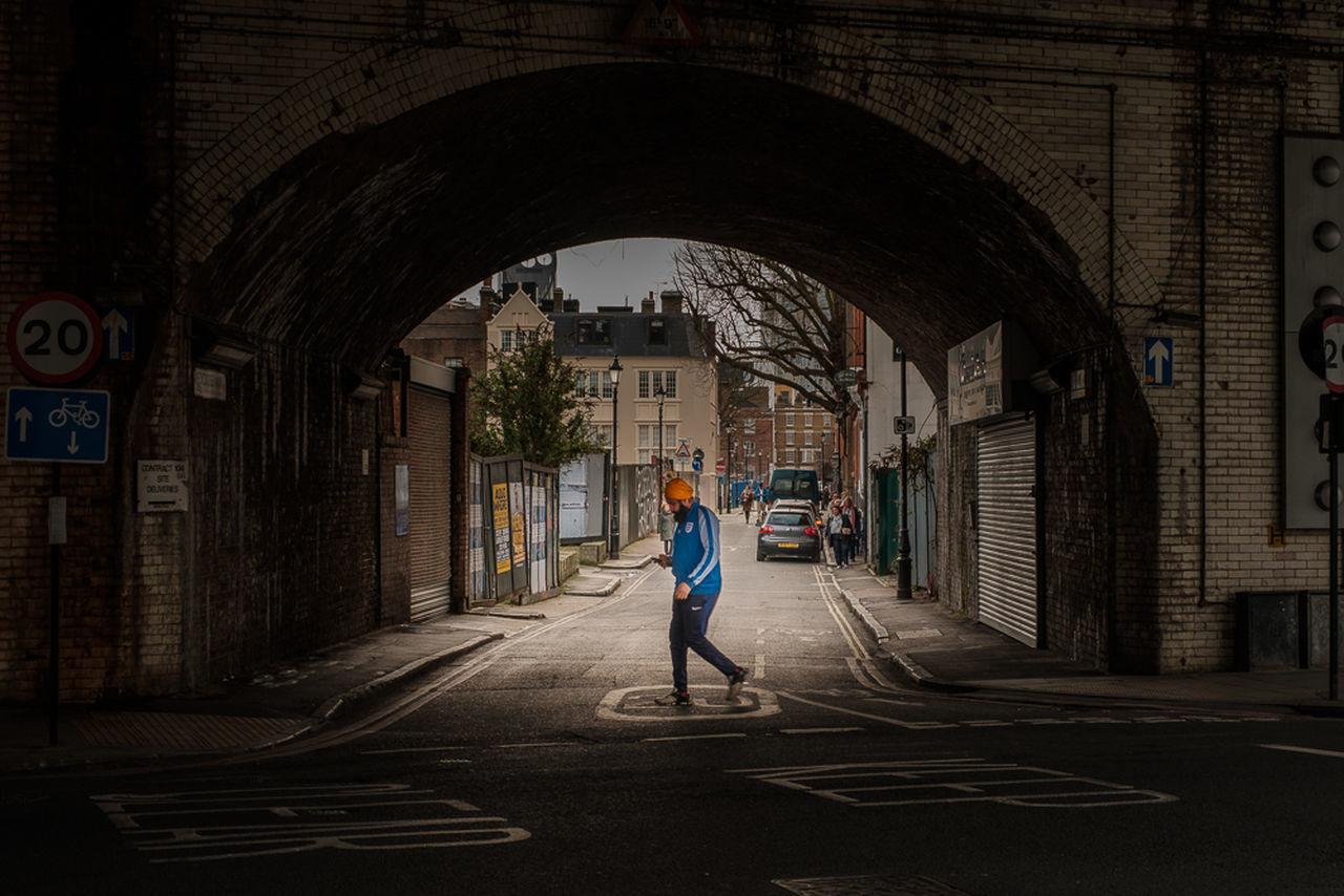 Street Tech Arch Colour Creativity Light London Mobilephotography Phone Shadow Street
