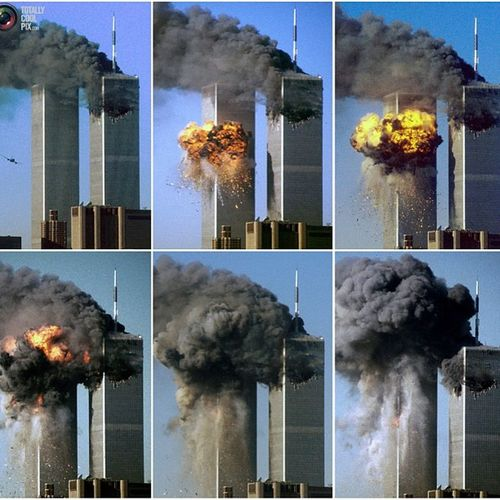 12 years have past. I remember it like it was yesterday. I was in 7 grade scared crazy I couldn't believe it. Rip to the lost loved ones, gone but never forgotten TradeCenters 9 /11 12years