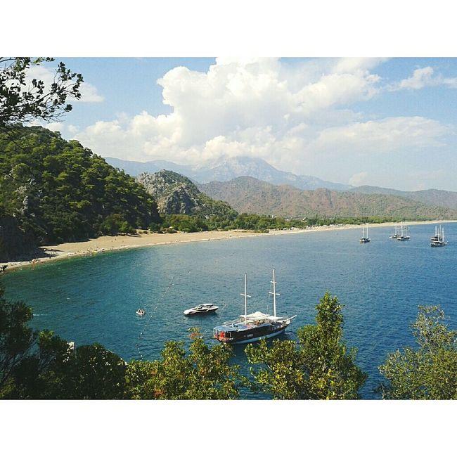 Olympos Antalya Beach 2014 Sea Peaceful Olympos Olympos Beach