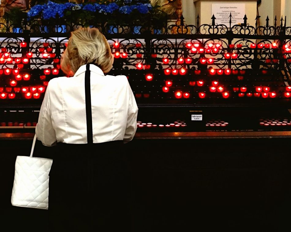 Beautiful stock photos of prayer, Candlelight, Christianity, Church, Fire - Natural Phenomenon