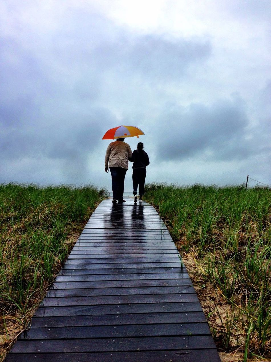 Beautiful stock photos of couples, Boardwalk, Casual Clothing, Cloud, Couple