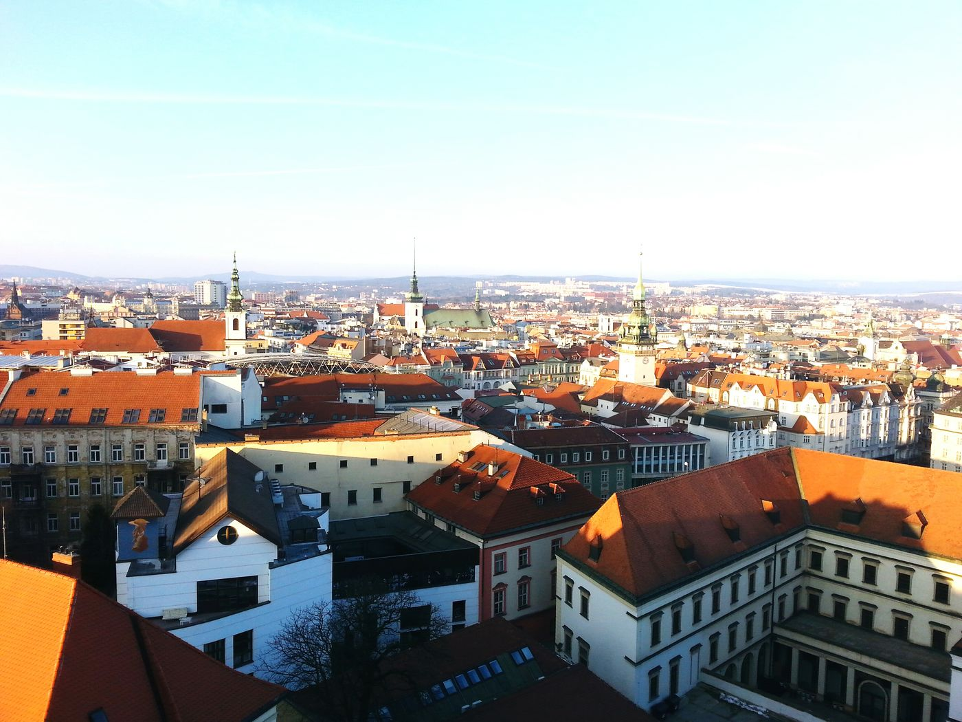 Brno Amazing View Enjoying Life Beautiful City