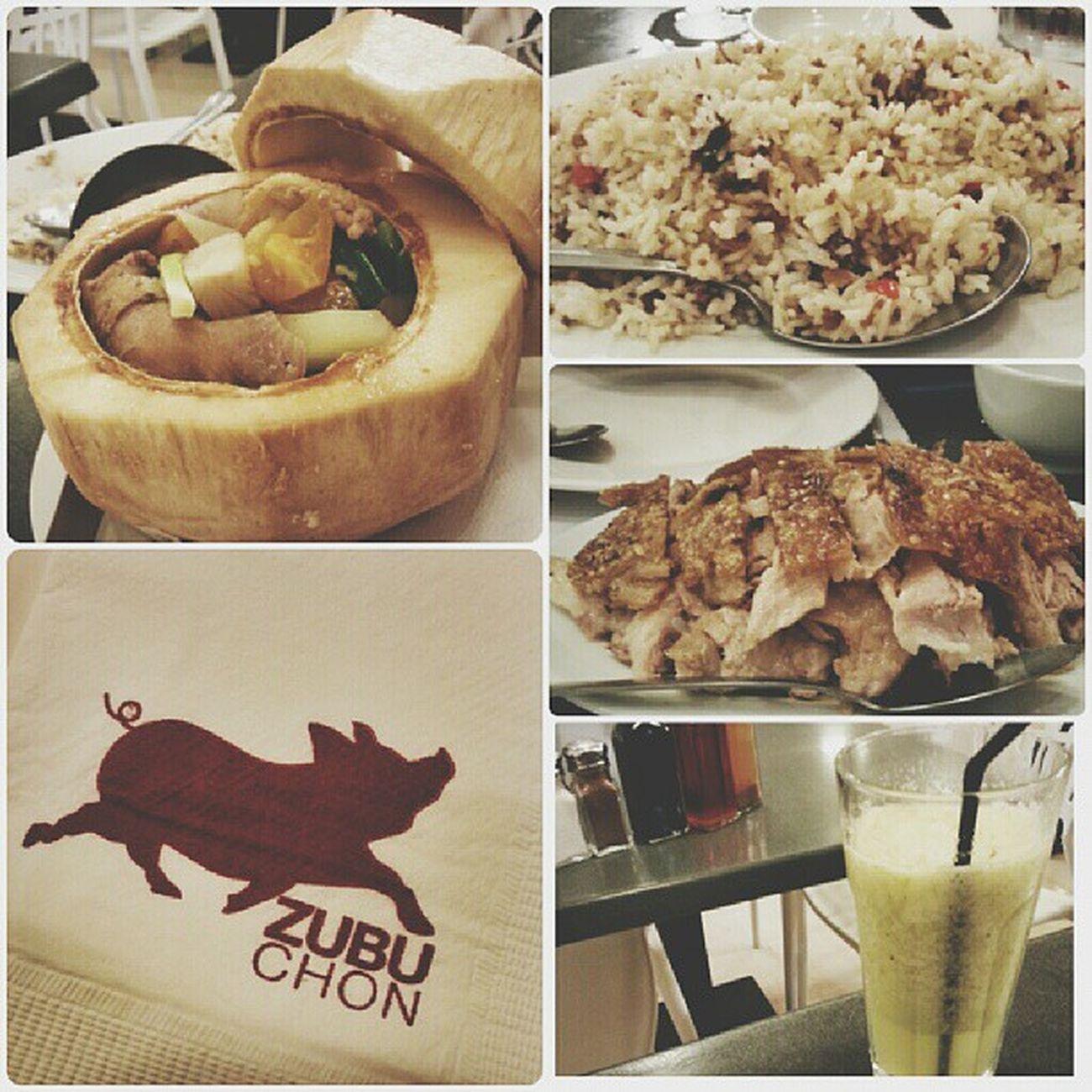 One of the famous Cebu Lechon :) Iba (Kamias) shake FTW ! ZUBUchon  Cebu Igerscebu Foodporn putokbatok amlodipine LDL instabilbil