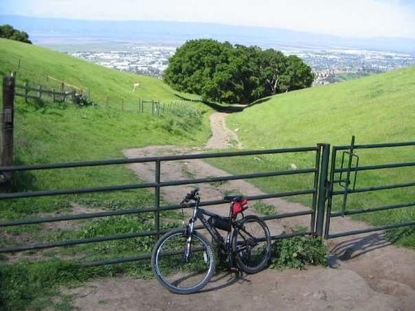 Gate Bike Mission Peak Fremont San Francisco Bay Area California On Your Bike
