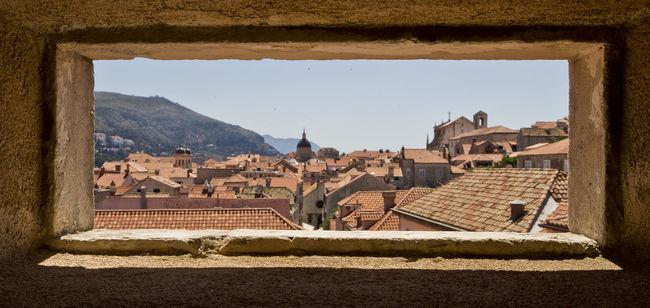 A Day at Dubrovnik in Croatia. Adria Adriatic Sea Architecture City Cityscape Day Dubrovnik Dubrovnik, Croatia Frame Frame It Frame It! Hot Hot Day Kroatien Rahmen Sommer Urlaub