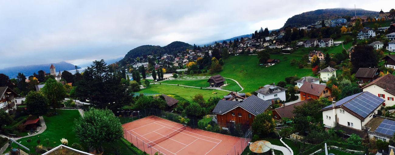 Guten Morgen aus der Schweiz