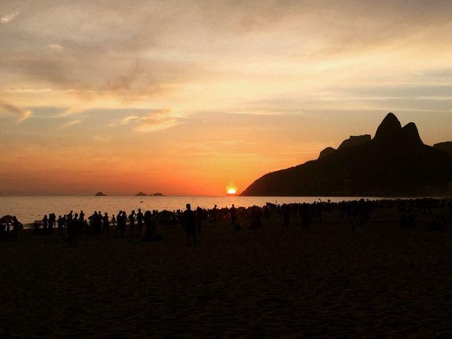 Beach Beachphotography Ipanema Ipanema Beach Nature Nature_collection Nature Photography Riodejaneiro Brazil