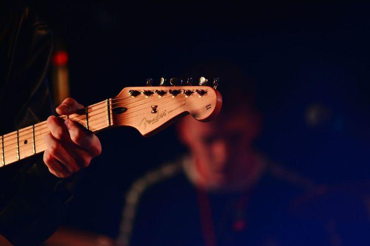 Musicsoundsbetterwithyou Music Is My Life Guitar Sonora Hermosillo Sonora Fridaynightlights Nightphotography