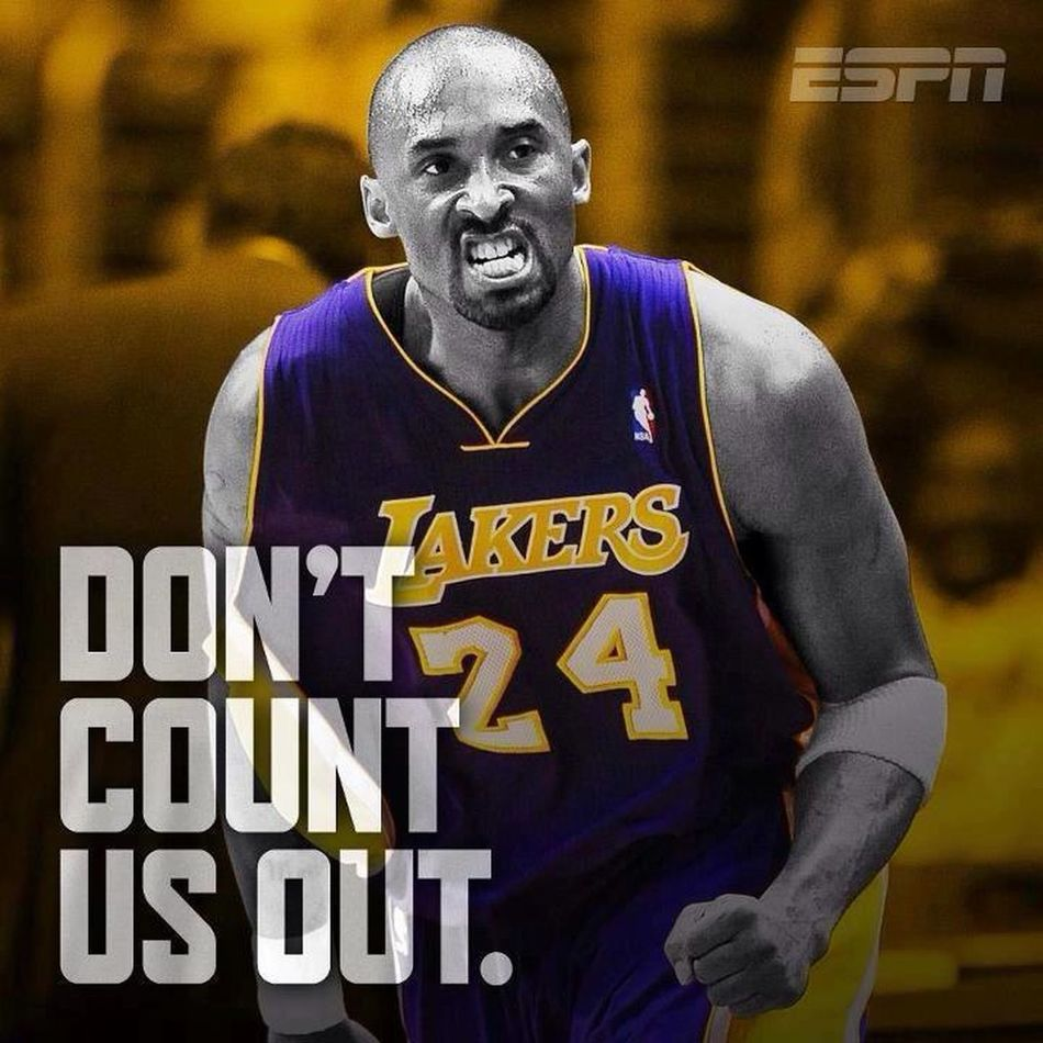 Get Well Soon Kobe
