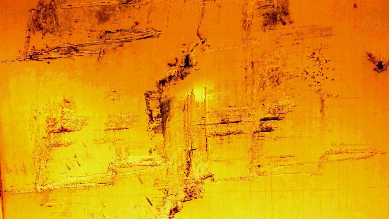 Close-up Textured  Yellow Backgrounds Full Frame No People Indoors  Day Trainspotting Industrial Photography Modern Art!!! Abstract Abstract Photography California Dreaming