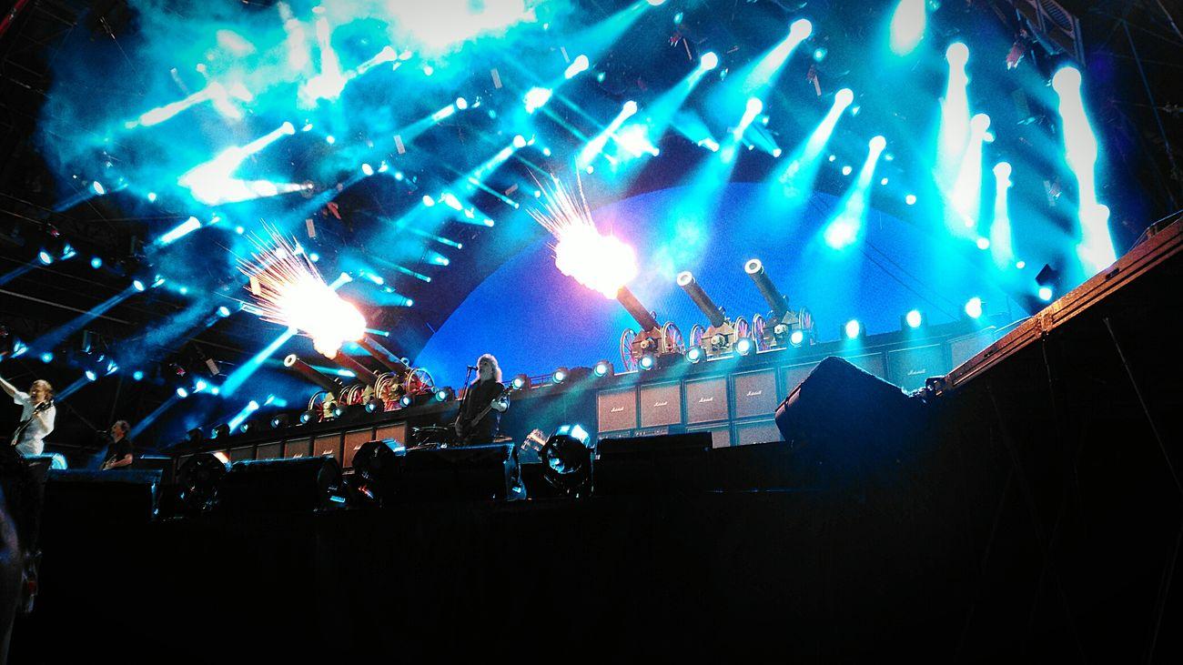 Concert Photography Canonshot AC/DC Wellington Nz