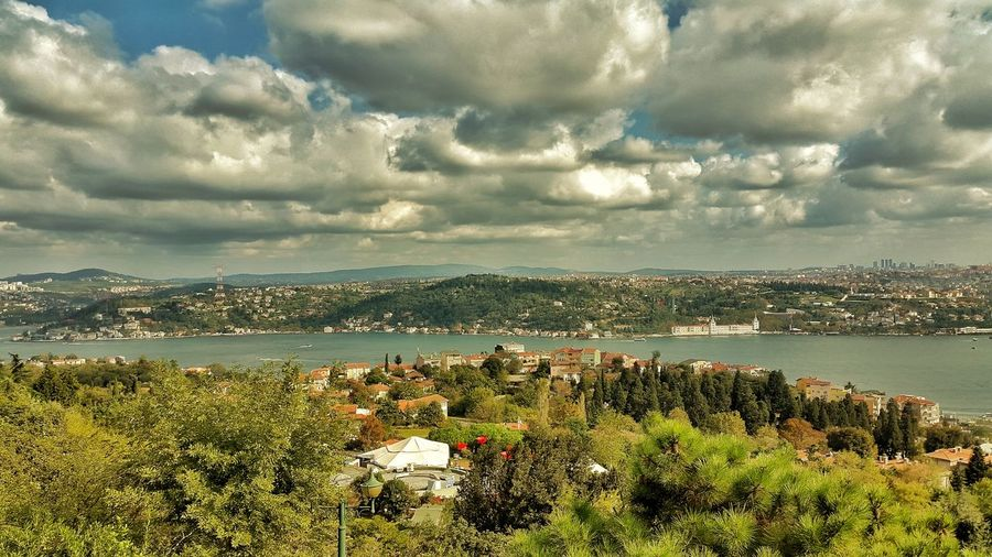 Bosphorus in the morning Turkey Istanbul Bosphorus First Eyeem Photo