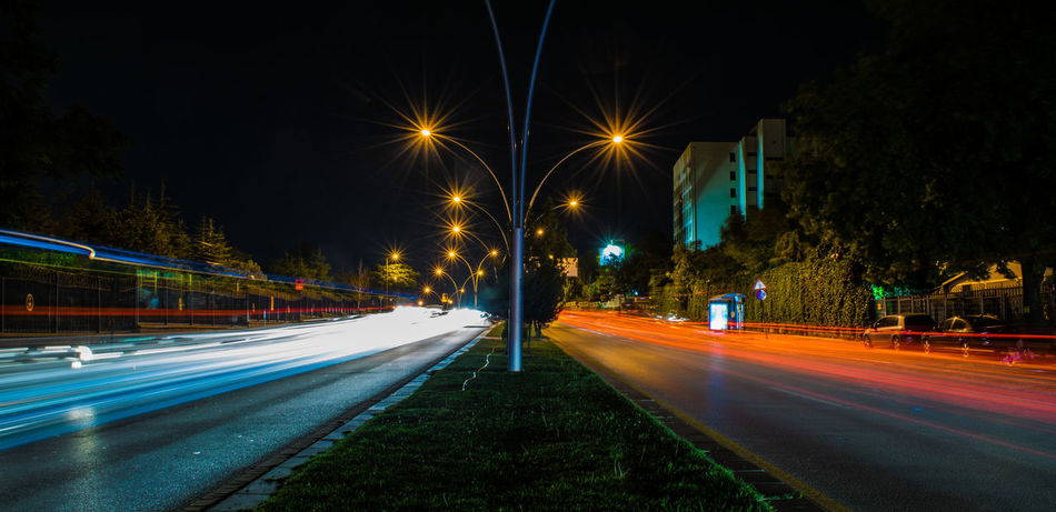 Beautiful stock photos of ankara,  Ankara,  Diminishing Perspective,  Headlight,  Horizontal Image