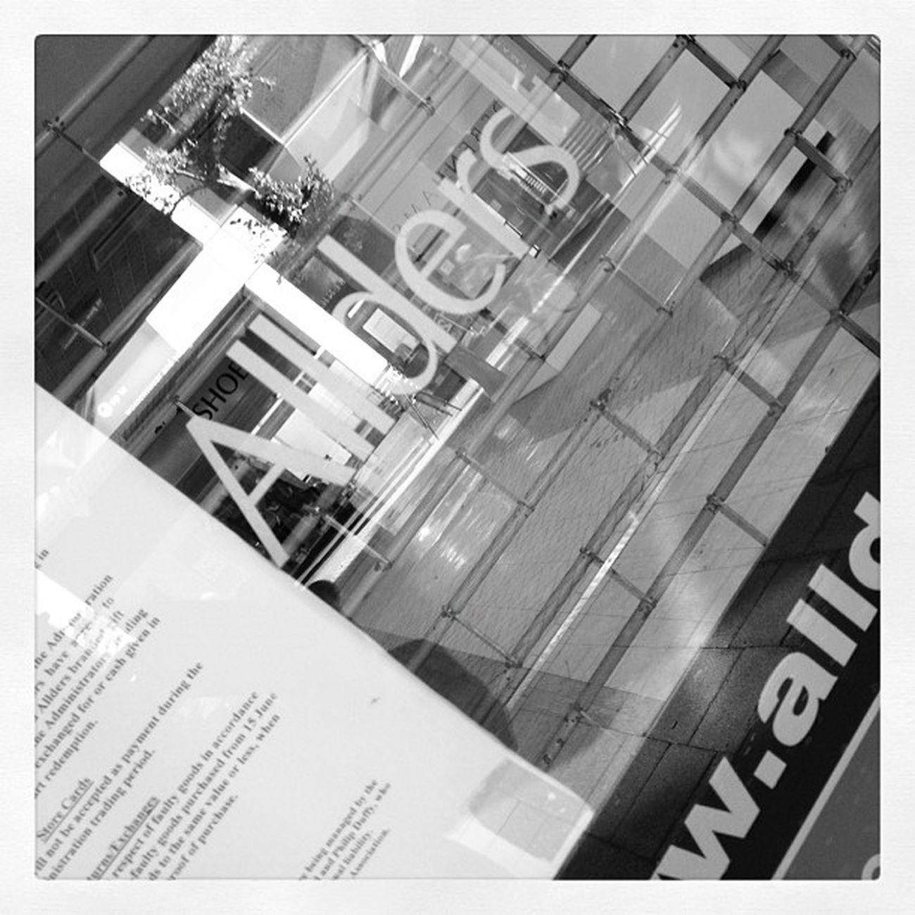 Visions of Croydon Allders Allders Closure Northend Croydon shop shopping