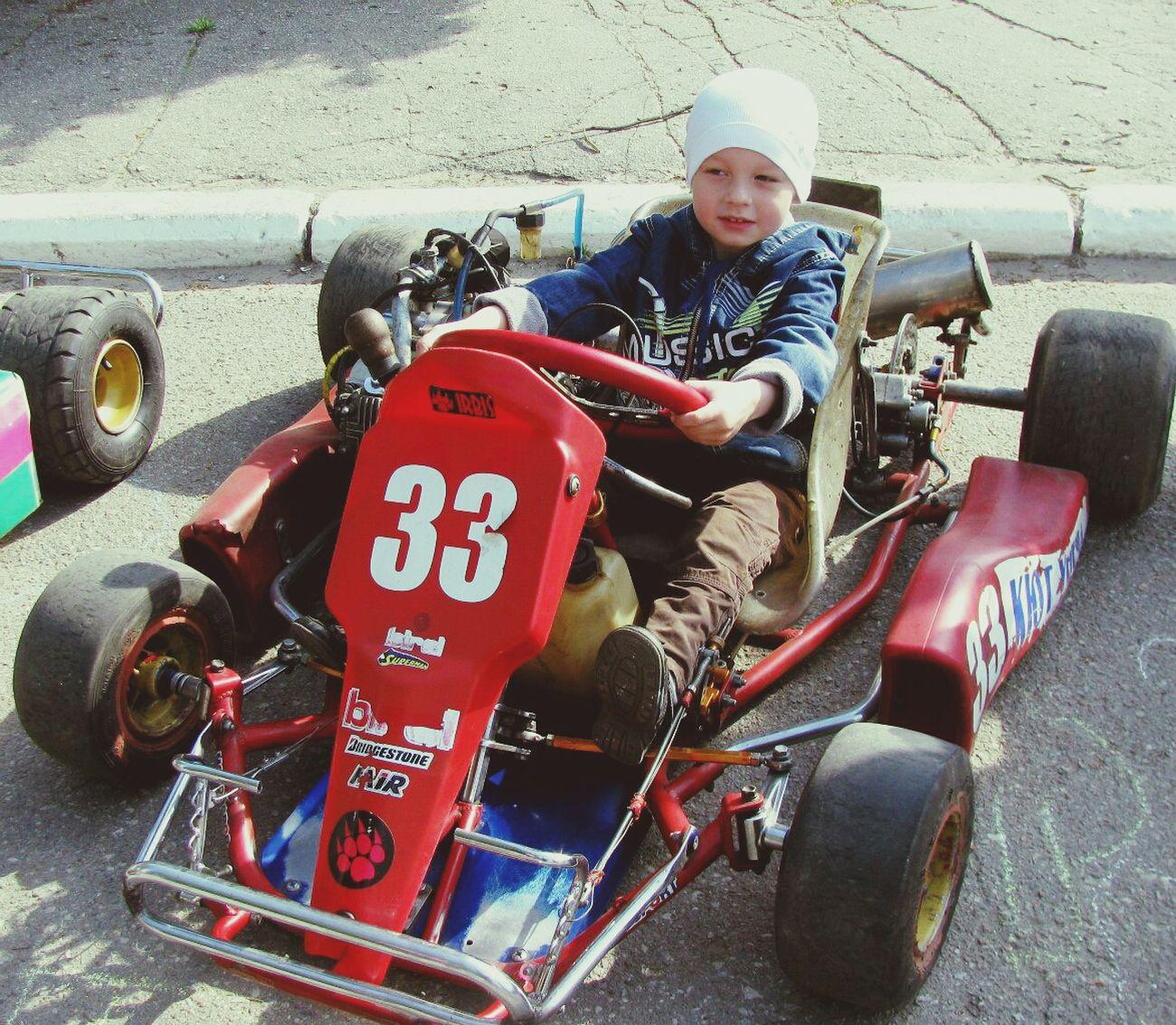 г.Унеча,пл.Ленина 1 Unecha City Cart Racing Город Унеча
