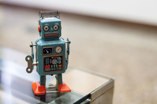 We are the robots Camera Communication Control Creativity Cropped Depth Of Field Equipment EyeEm Best Shots Indoors  Metal No People Old-fashioned Part Of Photography Themes Retro Styled Robot Robot Attack Robots Selective Focus Single Object Still Life Symbol Technology Wall We Are The Robots