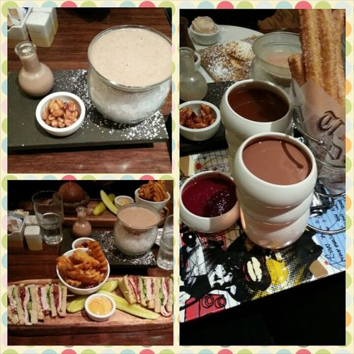 Chocolate Max Brenner City