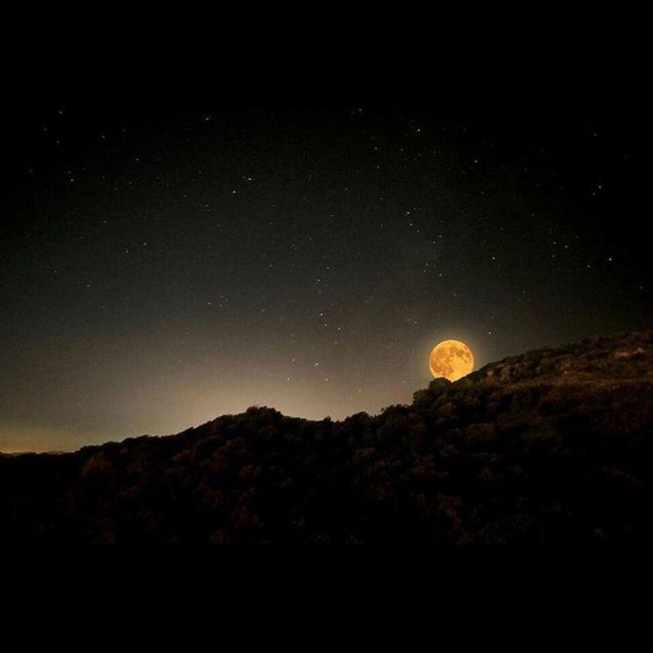 Digitalart  Moonrise Moon Luna Fullmoon Nature Night Stars Summer Skylovers Sky Bodrum Turkey Photooftheday IGDaily Igers Instagood Instamood Instago