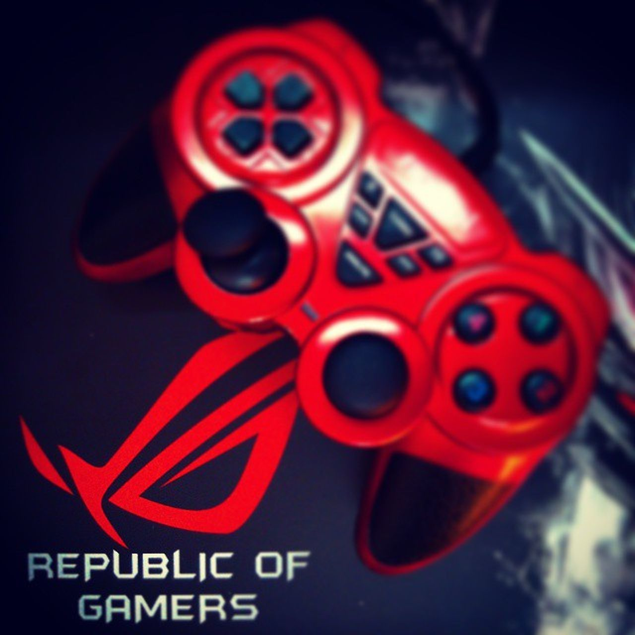 Instaclick Rog Gaming_love Click_freak