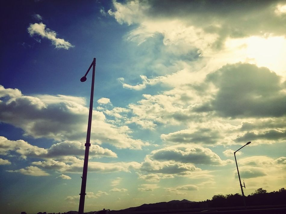 Nature Sky Sky And Clouds Sun Light