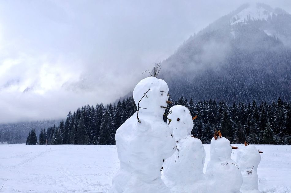 Beautiful stock photos of schneemann, NULL