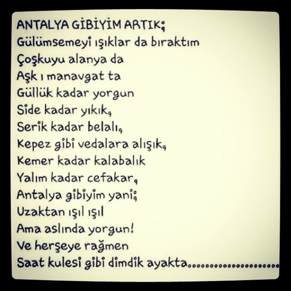 Antalya Antalyadayasam