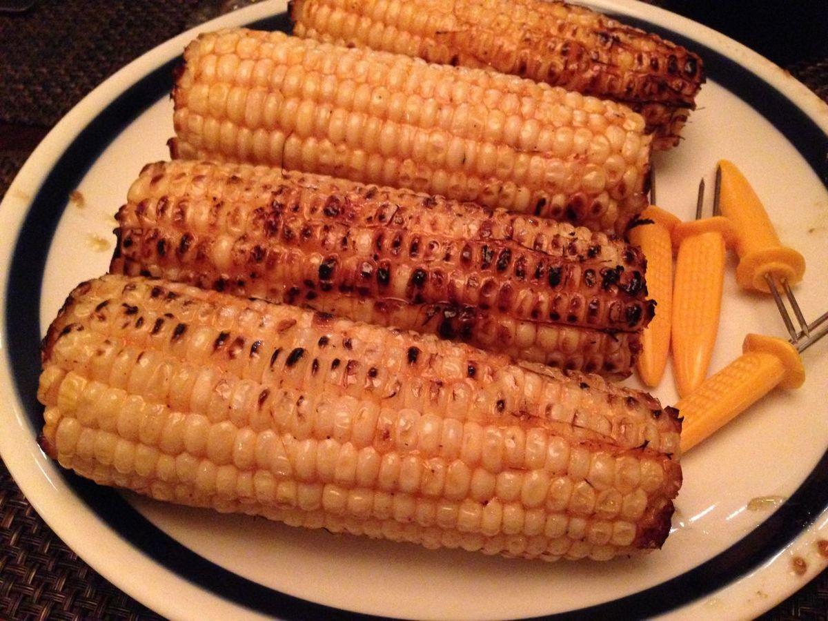 BBQ Bbq Corn Corn Foodie Foodphotography