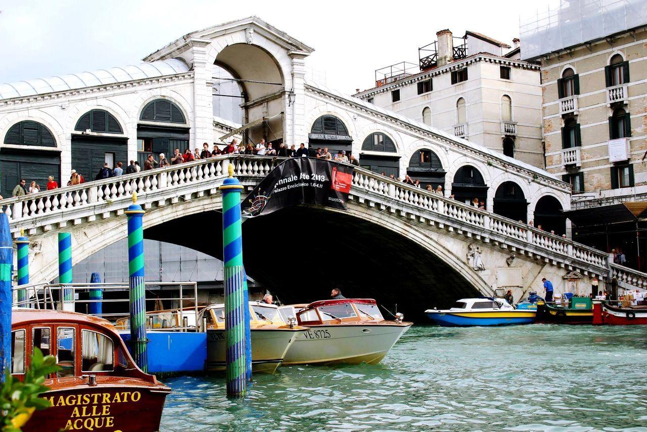 Rialtobridge Rialto Bridge Venice, Italy Venice Travel Photography Travel Traveling Bridge Bridgeporn EyeEm Gallery Eyem Gallery
