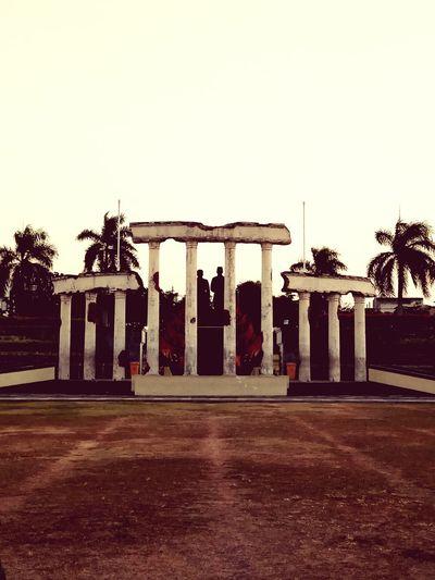 Architectural Column Built Structure No People