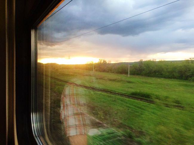 Travel Sun Train Samara Rzd