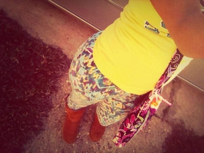 Outfit Yesterday!