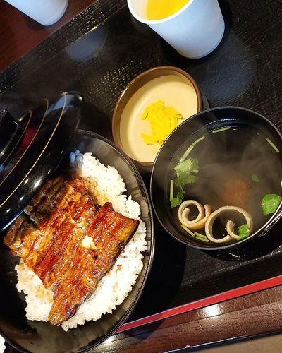 Food Food And Drink Japanesefood 鰻丼 Japanese Style ごはん Yammy!!
