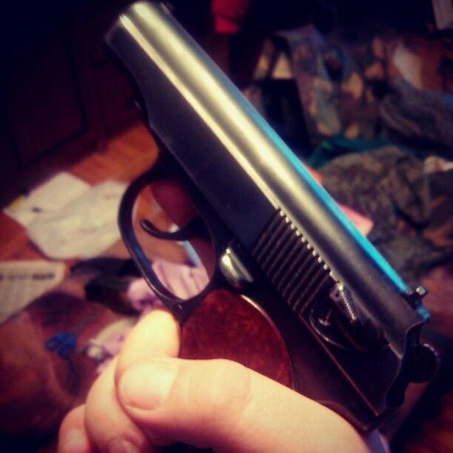 Pm Makarov Gun Pistol