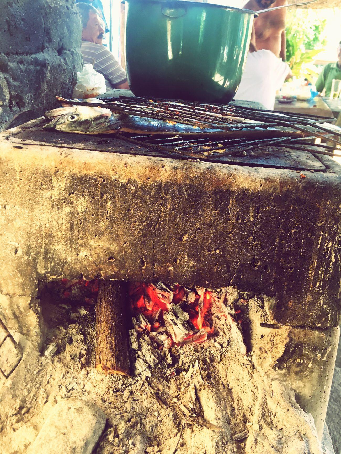 FreeTime Disfrutando De La Vida Vacations Seafoods Flame Fish Trip