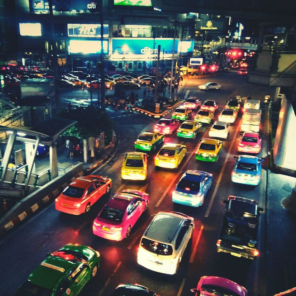 Street of BKK 🚶Night Illuminated City Car Nightlife City Life Connection Casino No People Technology Outdoors Bangkok Thailand. Traffic Lights Night Lights Bangkok Night Bangkok Streetphotography Firts Eyeem Photo Street Light Street Photography Streetview Bangkok View Lifenight First Eyeem Photo Beautiful Bangkokthailand Night Life