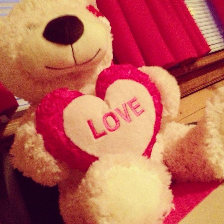My Valentine Day Gift (:
